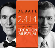 Bill Nye and Ken Ham debate image