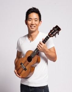 Jake Shimabukuro, credit Adam Jung